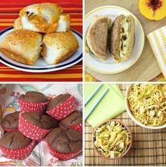 DIY School Lunch Ideas on Pinterest  Homemade Cereal Bars