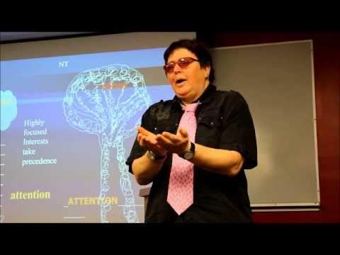 Dr Wendy Lawson Lecture Part 3