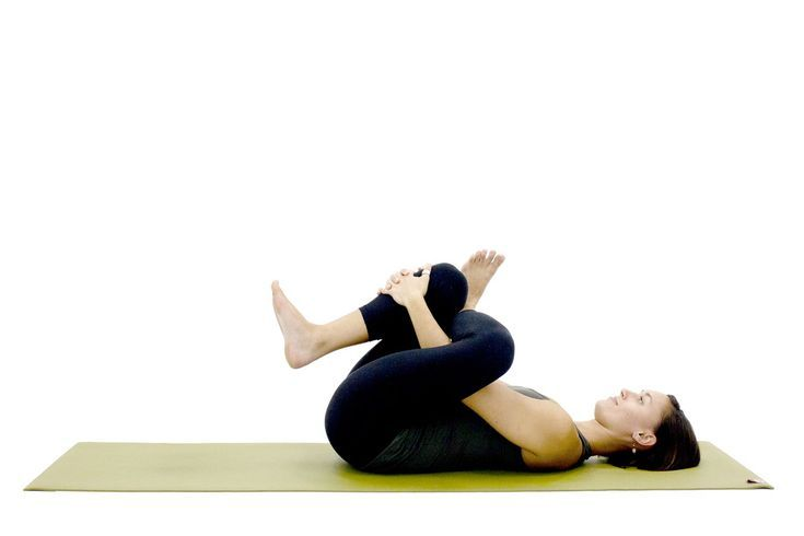 8 Most Effective Yoga Poses to Ease the Pain of Sciatica: Eye of the Needle Pose - Sucirandhrasana