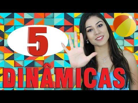 5 DINÂMICAS DIVERTIDAS    Canal Bíblia Sagrada - YouTube