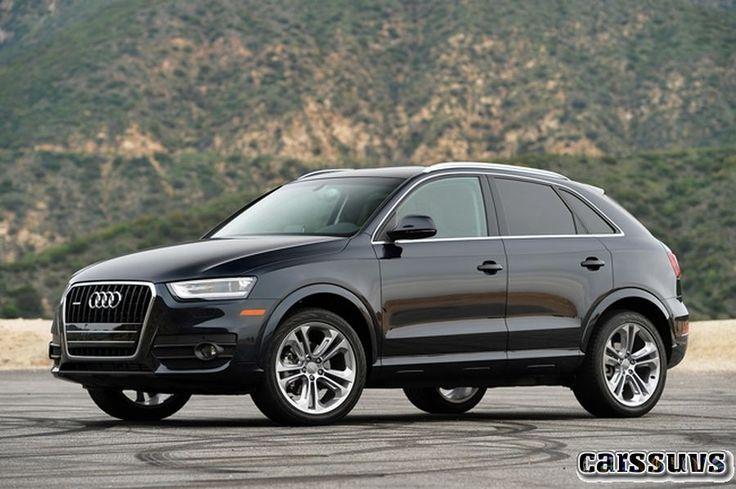 2018-2019 Audi Q3  restyling