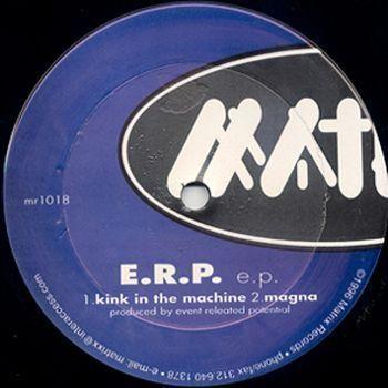 Electro Oldschool Album E.R.P 1996 EP mr1080 underground 90s electro idm albums