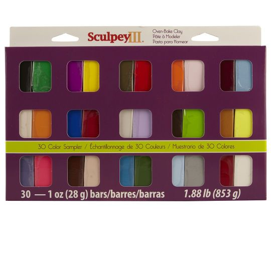 <div>An inspiration for crafters everywhere, this clay is the perfect medium for anyone who like...