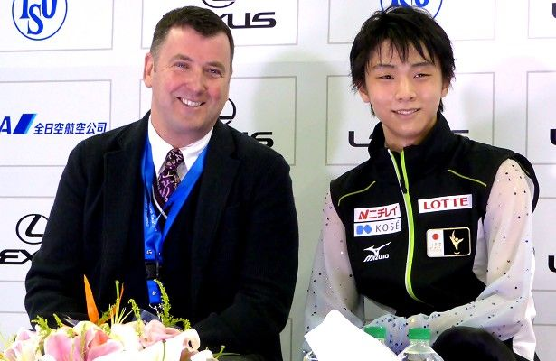 Olympic Champion Hanyu keeps up the challenge