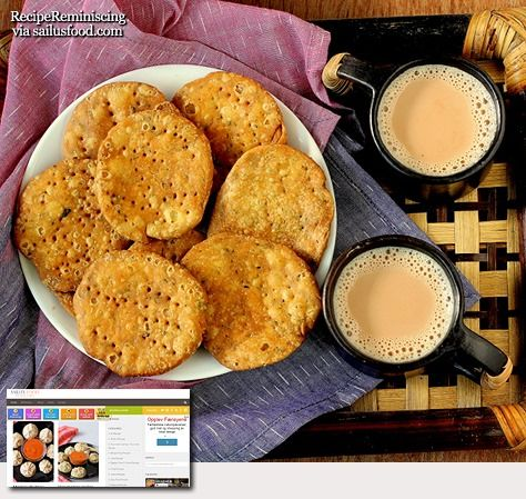 Methi Mathri – Indian Snacks / Indisk Snacks