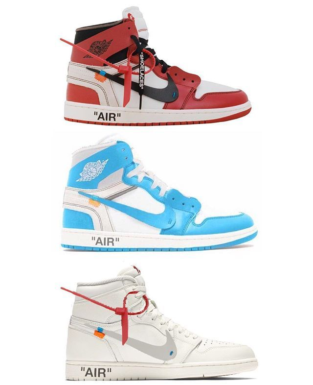 07426e6865f33 With Off-White x Nike Air Jordan rumoured to release another two shoes next  year in blue and white What s been your favourite out the three