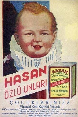 Unutulmaz eski reklamlar/Старые рекламные объявления, Турция