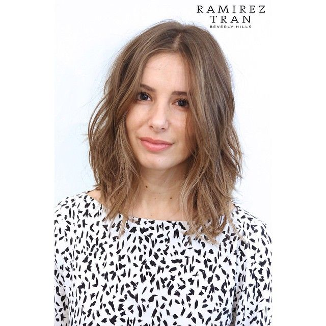 COLLAR BONE LENGTH Hair Color by @johnnyramirez1 • Cut|Style by @anhcotran