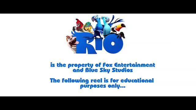 Rio Comparison Reel on Vimeo