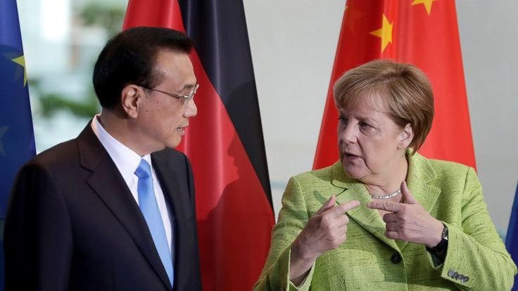 "Chinese Premier Li Keqiang says fighting climate change is a ""global consensus"" and an ""international responsibility.""  Speaking in Berlin Thursday about the Paris climate change accord, he said that ""China in recent years has stayed true to its... - #Change, #Chinas, #Climate, #Consensu, #Fighting, #Global, #Li, #TopStories"
