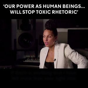 Its really important for us to really know our power as people and as human beings.  Alicia Keys #news #alternativenews