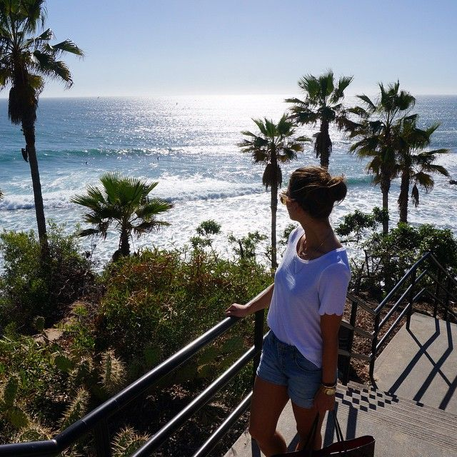 Nothing can compare☀️ #lagunabeach #sunnycalifornia #oceanview