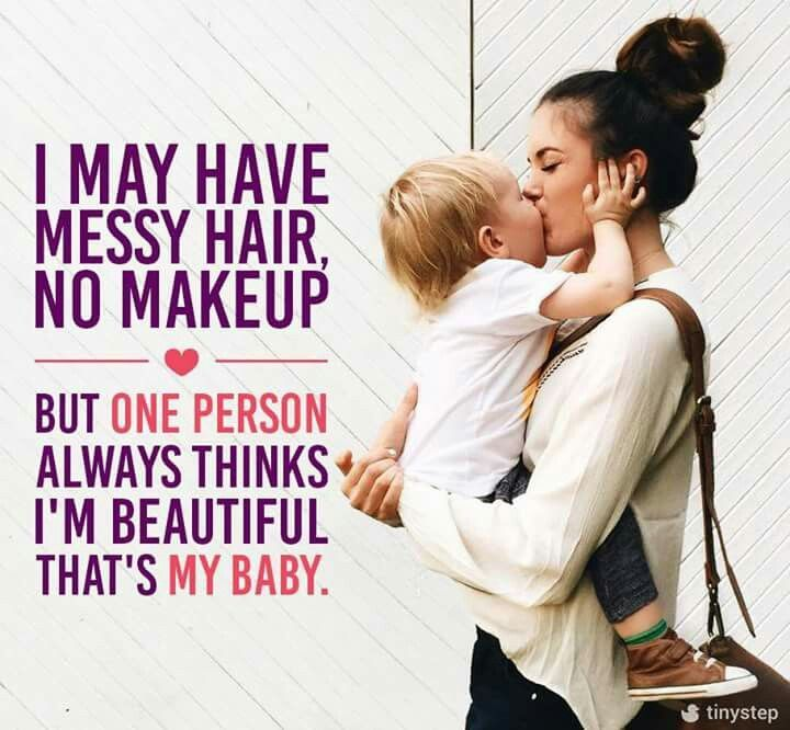 Messy Hair Mom Life With Images Mom Life Quotes My Children