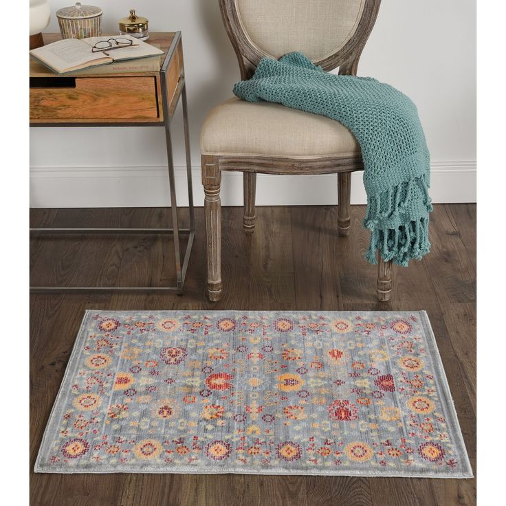 International Alise Rugs Heritance Spice Traditional Area Rug