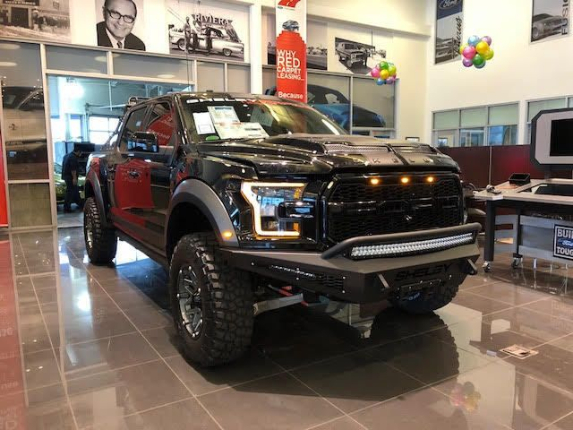 2018 Ford F 150 Baja Package 2018 F150 Shelby Baja Raptor Black