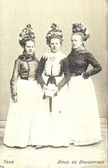 Bridemaids, Fanø, Denmark #Fanø