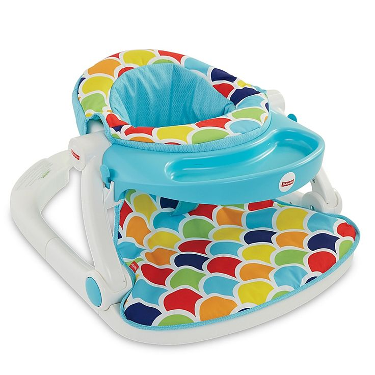 Fisher Price Sit Me Up Floor Seat With Toy Tray Fisher Price