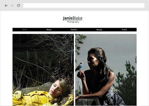 Photography templates | Wix.com