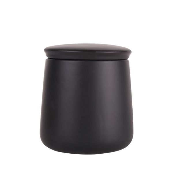 Soho Medium Canister - Black