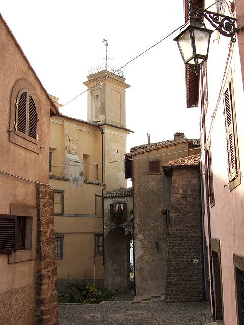 Montefiascone, Viterbo, Lazio, Italy