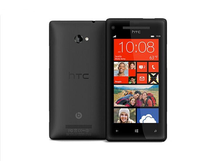 Original Unlocked HTC 8X C620e Cell phones Windows Phone 8 Dual-core 8MP Camera 16G Refurbished phone Russian Multi Language
