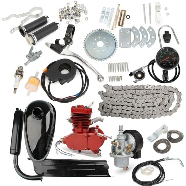 Electric Motor Kits For Push Bikes: Best 25+ Motorized Bicycle Ideas On Pinterest