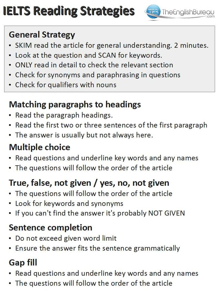 56 best ielts images on pinterest english language learning reading tips reading skills ielts reading academic reading comprehension reading response close reading fandeluxe Gallery