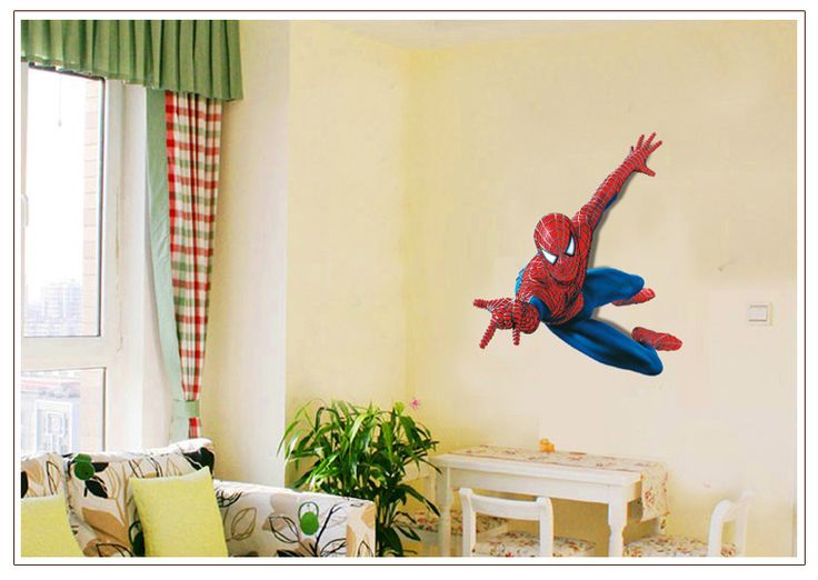 17 best images about wall sticker on pinterest for Bedroom 3d wall stickers