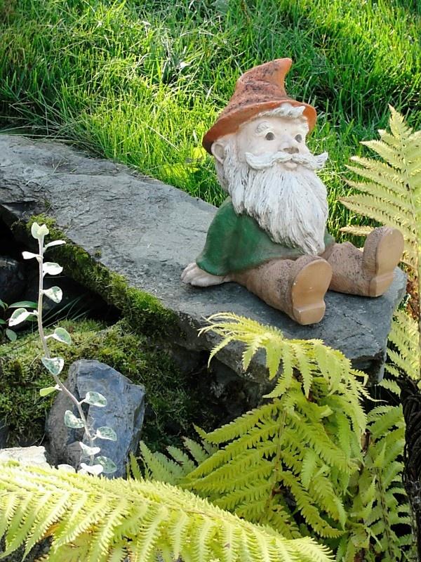 G N O M E S ❤. Lawn OrnamentsGnome GardenOutdoor DecorationsAnchor ...