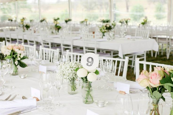 Gorgeous wedding marquee from Mac-Hire in Orange
