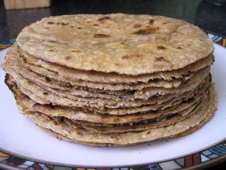 Indian Sourdough Flat Bread - great recipes for 3 types of flatbreads, and they allow for a long fermentation period