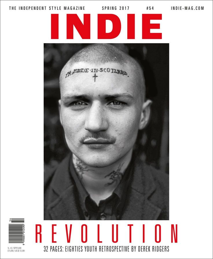 Over the past 30 years British photographer Derek Ridgers has documented some of the most iconic moments in music, street and club culture making him one of the most renowned photographers of our time. We're so excited to have his work on the cover of our REVOLUTION issue number 53