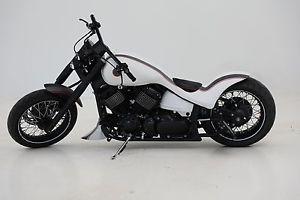 Yamaha, Dragstar, 650 ccm, 40 hk, 2000, 8500 km, Mathvid, m.