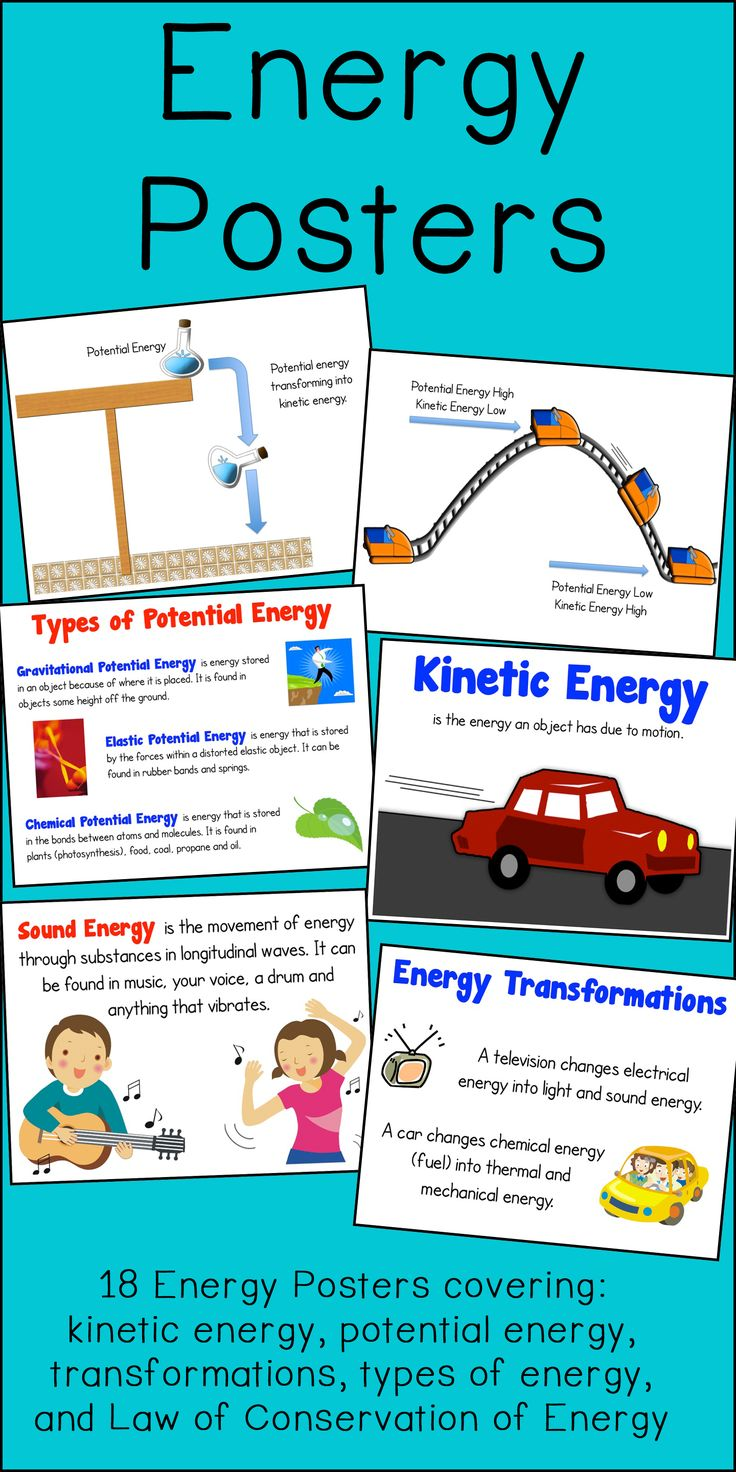 33 best science energy images on pinterest teaching science energy poster and interactive notebook inb set robcynllc Images