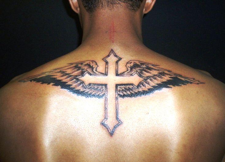 Back tattoos for men (23)