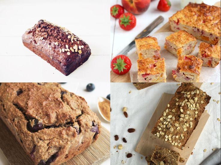 Zoals jullie weten ben ik gék op gezonde cakes. Ze zijn zo makkelijk te maken en je hebt erwel eenpaar dagen plezier van. Met de juiste ingrediënten maak je ze gezond en voedzaam en kun je zonder schuldgevoel genieten van een mega lekker tussendoortje. Vergeet tarwebloem en kies voor havermout!...