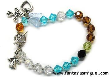Pulsera Angel de la Guarda