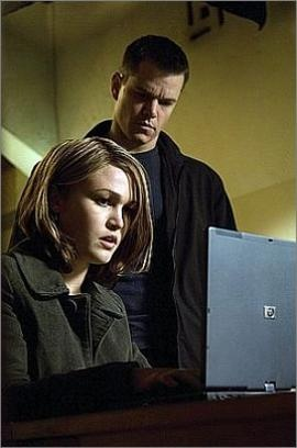 """Nicky Parsons and Jason Bourne are confused by Paul Greengrass' Status update. """"No More Bourne"""""""