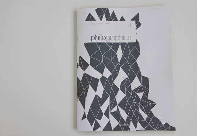 Major Movements in Philosophy as Minimalist Geometric Graphics