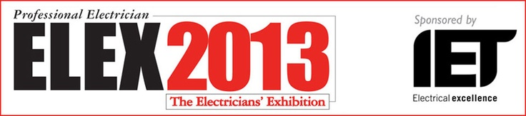 WELCOME TO ELEXSHOW – THE PROFESSIONAL ELECTRICIANS EXHIBITION