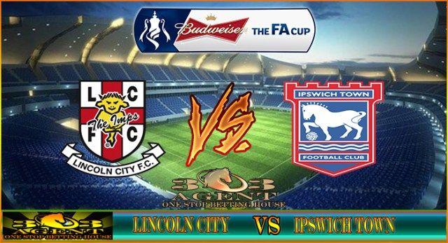Prediksi Akurat Lincoln City vs Ipswich 18 Januari 2017