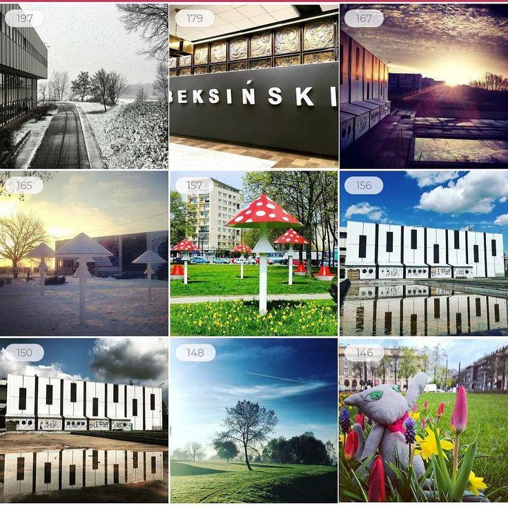 Nasze #bestnine2017 Dziękujemy ekipie igersNCK czyli @beeniiaa @tarczaa @konradmusic i @sobczyk_jakub oraz artystom bez których nasz Instagram nie wyglądałby tak samo. Dzięki @alextoborowicz za #audiomural @maurycygomulicki za nasze muchomory i Kotkowi Włodkowi. #nowahuta #kulturakrk #krakowskakultura #encek #ncknh #nowohuckiecentrumkultury #bestnine #happynewyear #newyear #2018