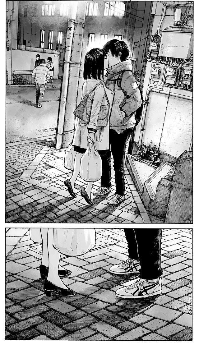 浅野いにお、桜沢エリカら著名作家の描きおろしマンガが公開中!あなたの妄想がマンガになるキャンペーンも!【ふんわり鏡月】
