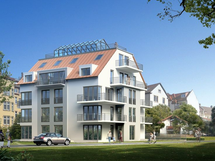 mehrfamilienhuser gnstig als holzmassivhaus bauen - Gnstig Modern Bauen