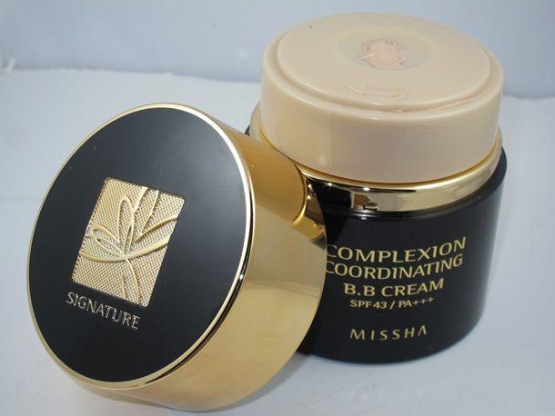 Missha Complexion Coordinating BB Cream Spring 2013