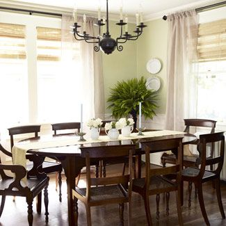 ideas about dining room drapes on pinterest dining room curtains