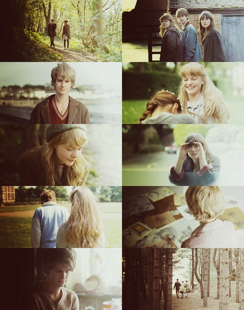 Never let me go:  Keira Knightley, Carey Mulligan, Andrew Garfield