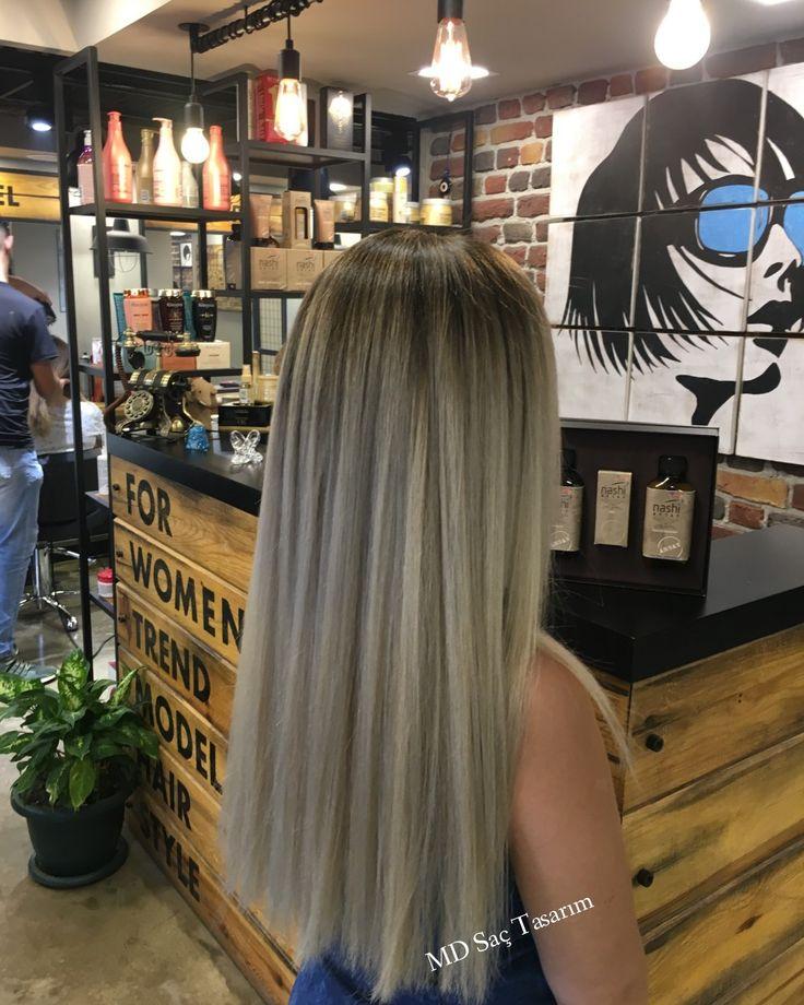 #balyaj #ombre #ombrehair #hairstyle #hairdesign #kuaför #izmir #saç #lovehair #hairdesign #efsanesaclar #trend #mdsactasarim @mdmetindemir
