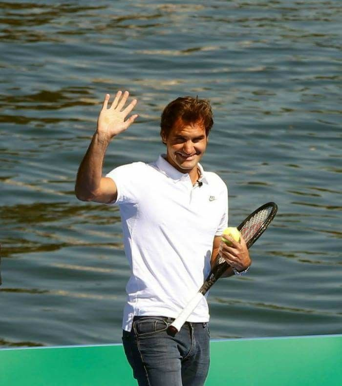 Roger Federer Match for Africa 2017