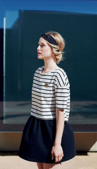 Teens fashion - Des petits hauts - Spring Summer 2015 Collection
